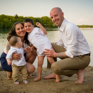 Portrait photos of a lovely family – Children